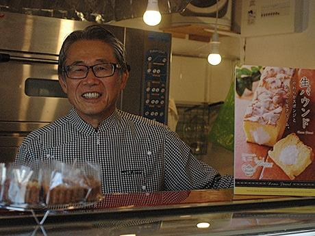 神戸の洗練された味をと意気込む上田さん