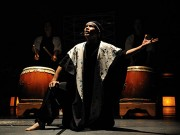 石垣島で若手演出家男性が一人舞台「命ぬ紬詩」 ダンサーら参加も