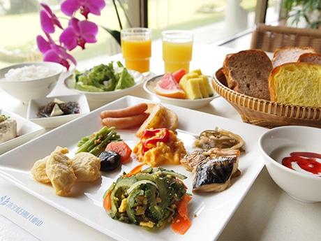 ホテル日航八重山の朝食イメージ