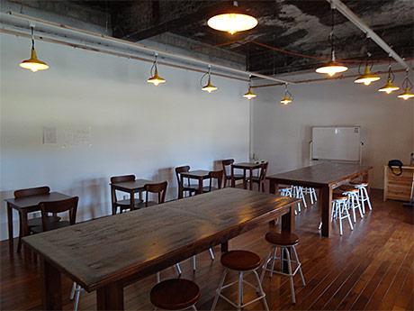 竹富町就業創出及び移住・定住促進事業の一環としてオープンするシェアオフィス