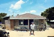 竹富島の小さな窯元でシーサー体験 「島時間を体験して」