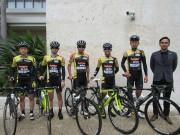 自転車ロードレースチーム「那須ブラーゼン」、石垣島合宿を終了し名護へ移動