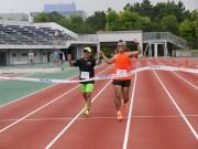 石垣から始まった「ゆいま~るリレーマラソン&ウォーク」、東京・夢の島で開催