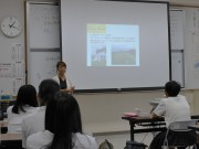 八重山の高校生にウエディングプランニング講座 星まつり公開ウェディングに向けプロが指導