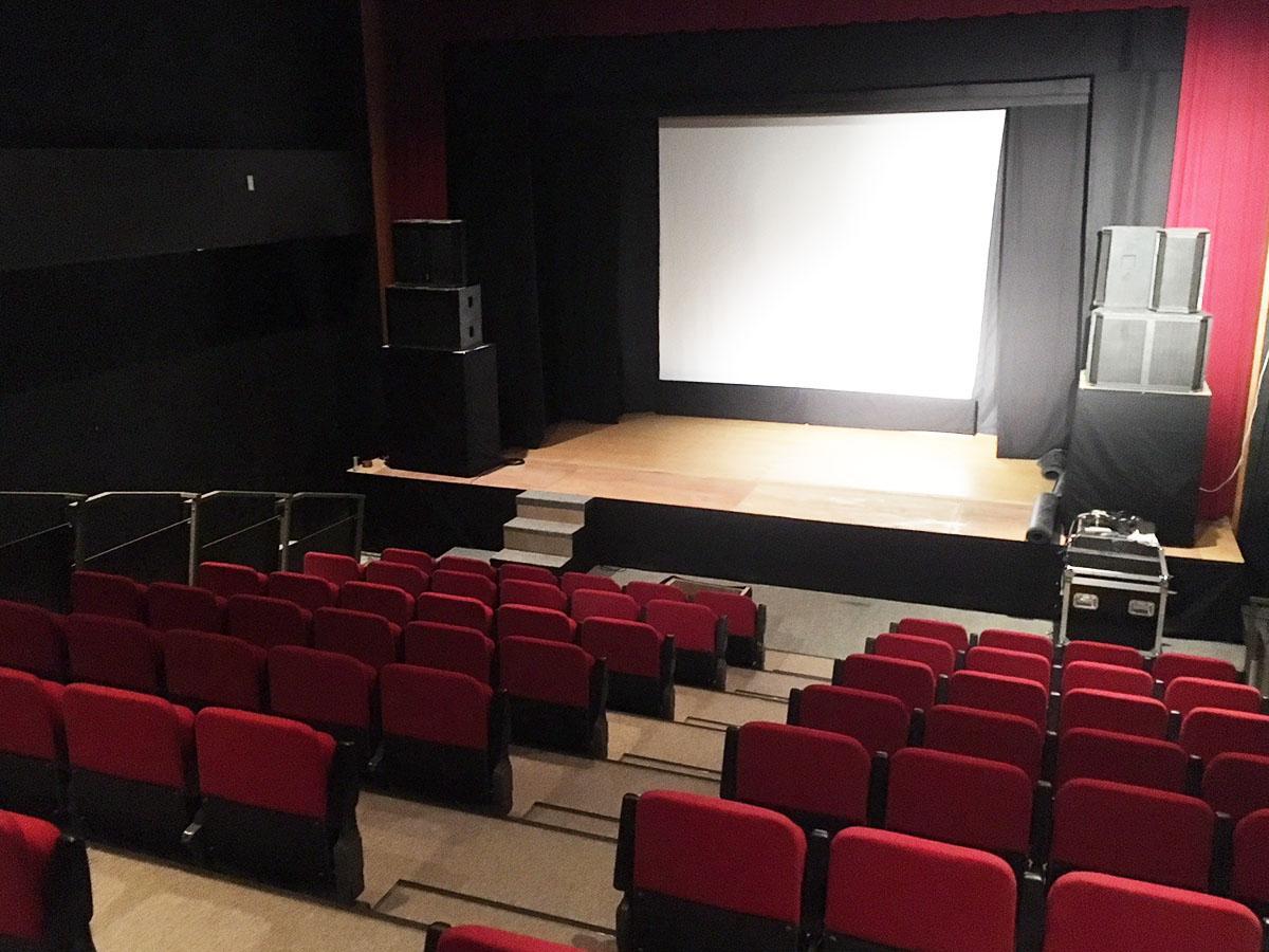 日本最南端の小劇場「ゆいロードシアター」
