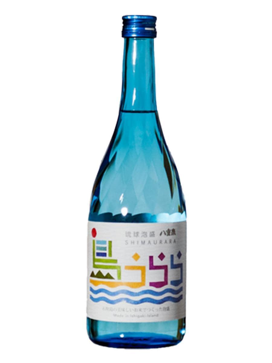 八重泉酒造の新商品「琉球泡盛 島うらら」