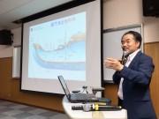 石垣島の水環境を考えるシンポジウム 法政大学小寺准教授講演など