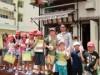 石垣市の小学生が「町たんけん」 たい焼き専門店などを訪問