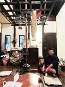 石巻の料亭「喜八櫓」が移転オープン-古民家改修し、北境で営業再開