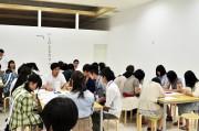 石巻市役所に今秋「高校生カフェ」-開設に向け作戦会議開く