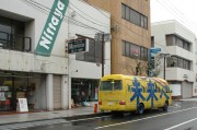 石巻で「一枚の絵の力」展-東京の作家・作品が「未来へ号バス」で来石