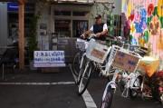 石巻の2仮設商店街で無料レンタサイクル-地元ボランティアが呼びかけ