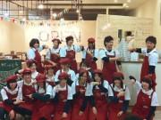 石巻駅前に高校生がつくるカフェ「かぎかっこ」、本格営業スタート