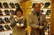 リーガルシューズ石巻店、30周年記念シューズを限定販売