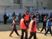 東北人魂を持つJリーガー、石巻で子どもたちとサッカー交流