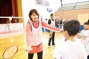 石巻で「すこやかカラダ大作戦」 潮田玲子さん、福田正博さんらが指導