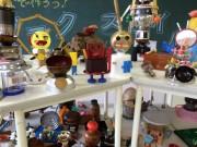 石巻・渡波小学校で「みんなのワタノハスマイル展」