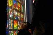 石巻のまちを照らすオブジェ「光の箱」 制作ワークショップ