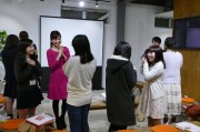 石巻で「高校生百貨店」特別編 高校生向け「スマイルレクチャー」