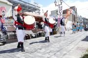 石巻の仮設商店街「橋通りCOMMON」、2周年祝して春まつり