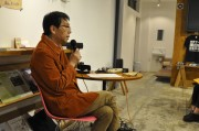 石巻の新文化施設を考えるトークショー開催