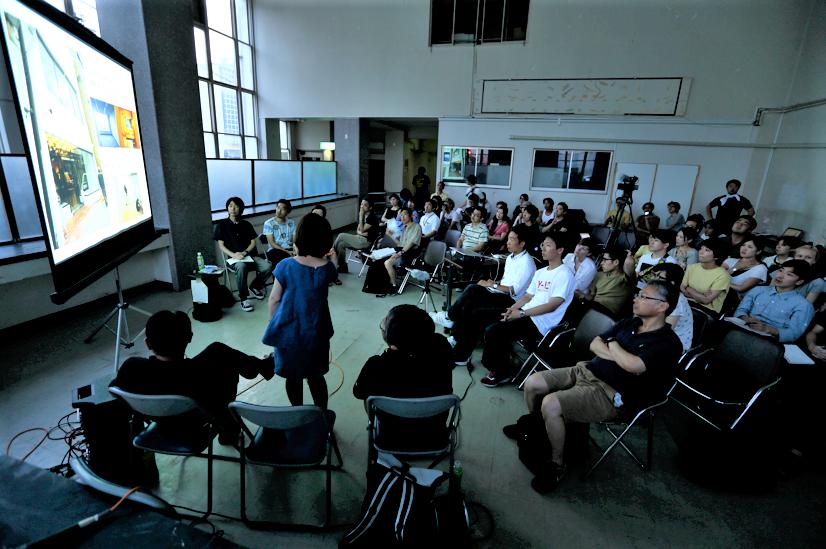 石巻でペチャクチャ形式の団体交流会「地域のチカラ大会議」