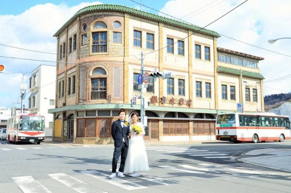 「石巻ウェディング」が結婚をテーマにしたイベント 新郎新婦登場も
