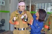 板橋で外国人留学生が防災訓練 AEDの使い方など学ぶ