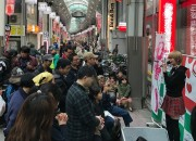 板橋・ハッピーロード大山の商店街公認アイドル、3周年で記念ライブ