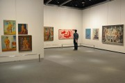 板橋区立美術館で所蔵展「絵画は告発する」 戦中戦後の日本社会がテーマ