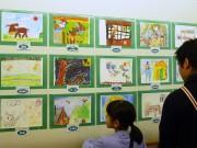 成増で世界に1冊だけの手作り絵本イベント 原画紹介、おはなし会や展示会など