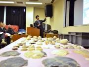 板橋区立郷土資料館で「太古の板橋」講演会 絶滅種・トウキョウホタテ化石展示も