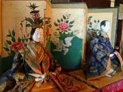 板橋・赤塚の古民家で「ヒナマツリ」展 幕末から明治期のひな人形や大正期の5段飾りなど