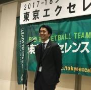 板橋拠点のプロバスケチーム東京エクセレンス 納会で笑顔あふれる