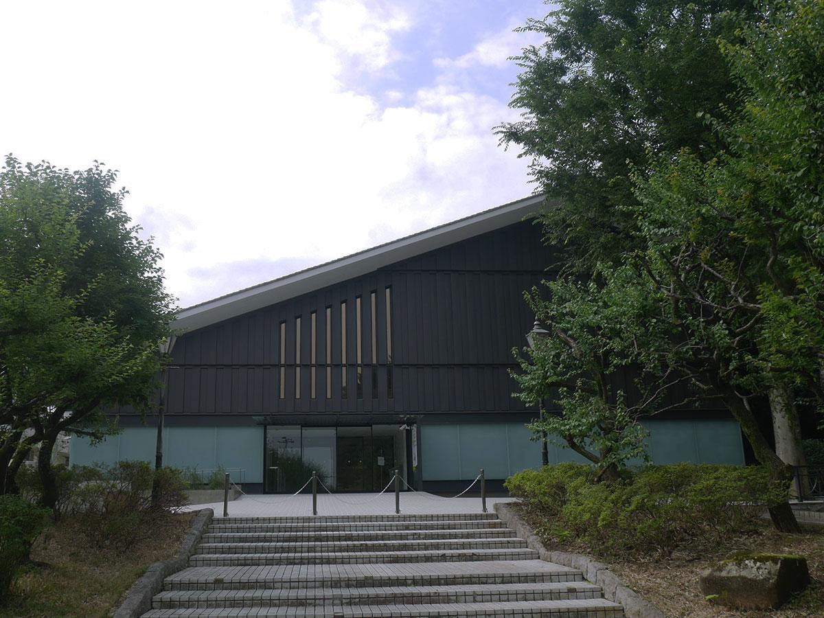 リニューアルオープンした板橋区立美術館