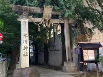 区立氷川図書館で中世の郷土史講演 氷川神社ゆかりの豪族や太田道灌