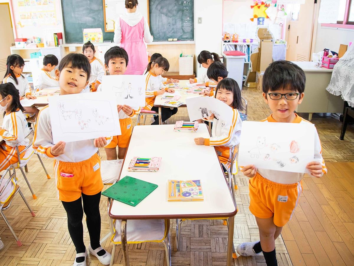 幼稚園 成増