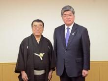 板橋区民栄誉賞に講談師・神田松鯉さん 初の文化人受賞