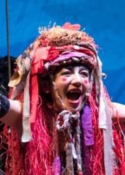 東北の叫び「まつろわぬ民」いわき公演 大胆な演出と濃密な音楽の共演
