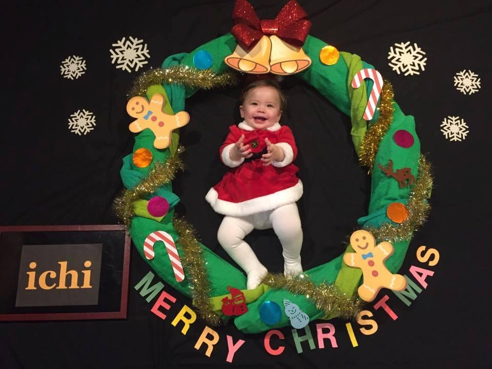 2位と4位にランクインした託児付きカフェ「ichi」でクリスマス撮影会(12/18~20に開催)