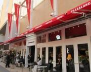 4/20にオープンした、セガフレード・ザネッティ・エスプレッソ いわきLATOV店