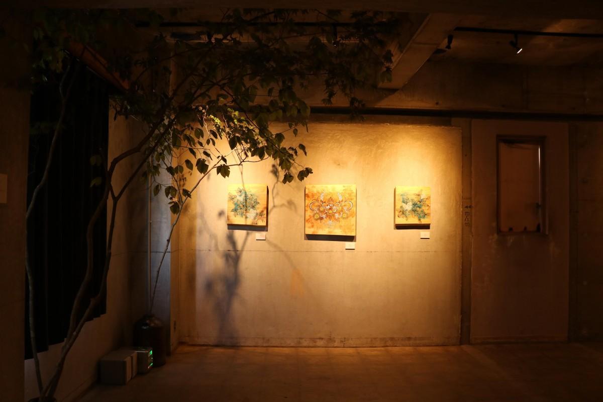 「JUJU 樹樹‐森の声‐」会場の様子
