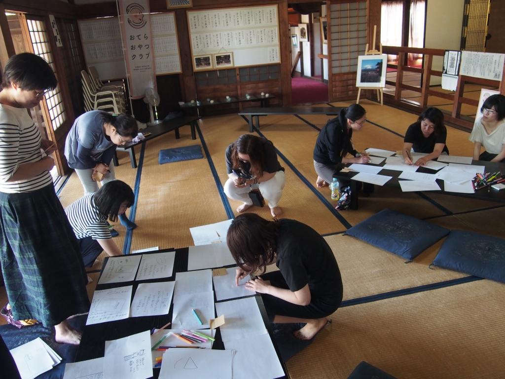 昨年5月に名古屋で開催された講座の様子