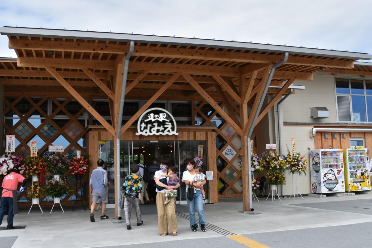 【ニュース】福島県浪江町に道の駅 延期のももクロライブコラボグッズ限定販売も(いわき経済新聞)