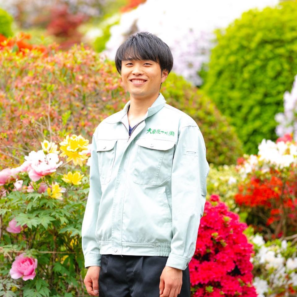 【ニュース】福島県須賀川で300年続くツツジ園を継続したい 19歳の次期当主がクラウドファンディング(いわき経済新聞)