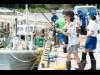 いわきの魚「常磐もの」を体験 久之浜港で漁師体験イベント
