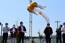 福島県楢葉町が避難解除から5年 「ここなら笑店街」120万人突破、交流館で聞き書き展示も
