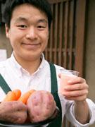 三島ビジコン1位の「スムージー」限定出店-目標2500杯目指す