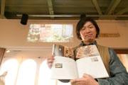三島のカフェで「上映会」企画 文章と写真のコラボレーション