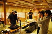 伊豆の旅館で「じびキャン」 伊豆産シカ肉料理の認知拡大へ
